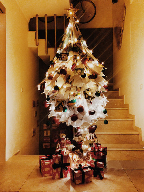 2016_Christmas Trees by Pebbledesign - Christmas Decorations