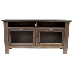 Westgate Solid Wood 80 Quot Media Console Rustic