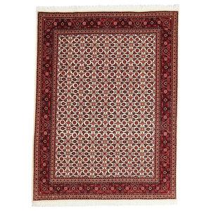 Tabriz 50Raj Mahi Persian Rug, Hand-Knotted, 200x150 cm