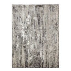 """Amer Rugs Inc. - Cambridge 3 Dove Gray Power-Loomed Area Rug 3'11'X 5'7"""" by Amer Rectangle - Area Rugs"""