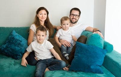 В гостях: Натуральное дерево, свет и минимализм для счастливой семьи