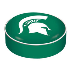 Michigan State Bar Stool Seat Cover by Covers by HBS