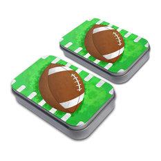 Football Tin Set