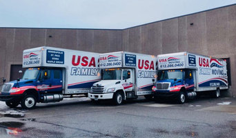 "USA Family Moving is ""Your Family Mover"""