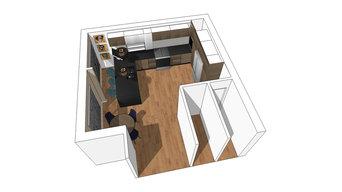 Kitchen Re-design : On-line Consultancy : USA