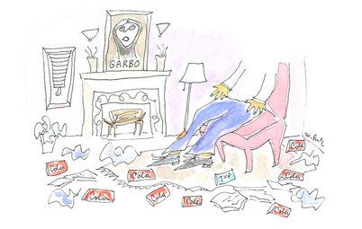 Portrait of a Terrible Housekeeper