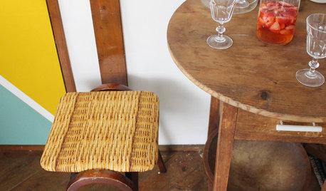 簡単DIY:スツールや椅子の座面を新しいファブリックに張り替えよう