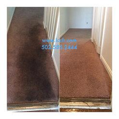 Carpet Cleaning & Flood Restoration