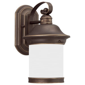 Sea Gull Lighting 89181 Hermitage 1-Light Outdoor Wall Sconce