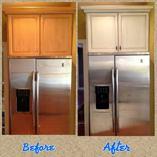 Light Maple Kitchen Cabinets: From Honey Maple Wood Cabinets To Antique White