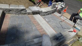 New Stairs & Walkway