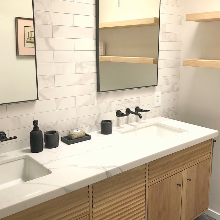 Tiny Daly City Bathroom gets renovated, 2020