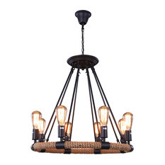 lighting rising bright idea chandelier chandeliers - Nautical Chandelier