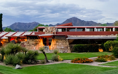 The Legacy of Frank Lloyd Wright's Taliesin West Endures