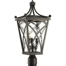 Traditional Post Lights by Lighting New York