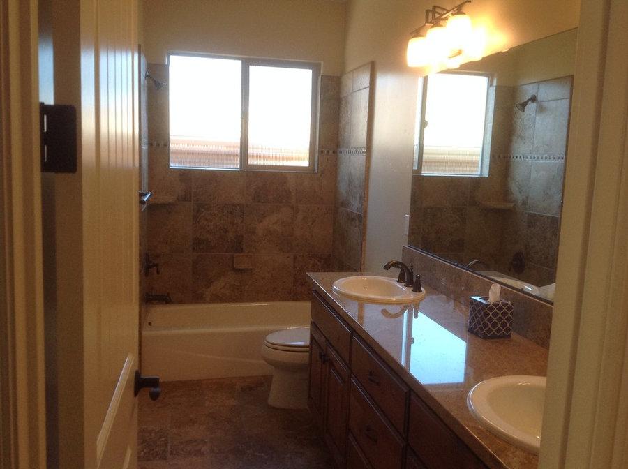 Nester home - 849 Via Seco - hall bath