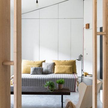 Diseño de espacio y muebles a medida