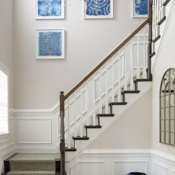 ENTRY HALL STAIRWAY