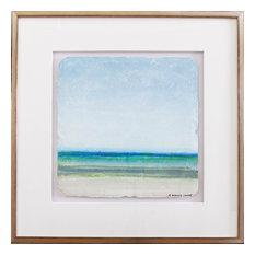 Seaside in Distressed Silver #8 Artwork