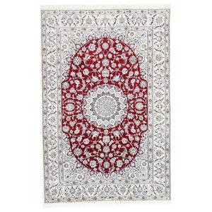Nain 9La Persian Rug, Hand-Knotted, 300x200 cm