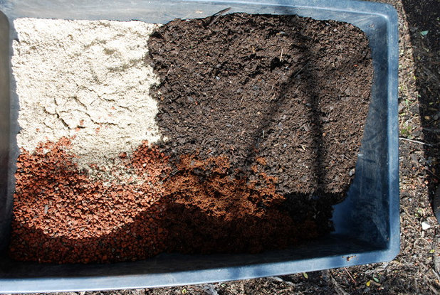 What to do this fall to build healthy garden soil for Topsoil vs potting soil