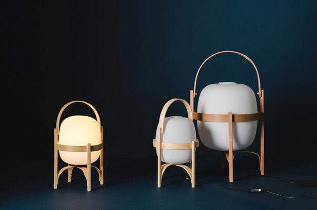 Vasca Da Bagno Spagnolo : La lampada cesta un classico spagnolo che sembra giapponese