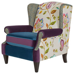 Eclectic Armchairs And Accent Chairs by Jennifer Taylor Home