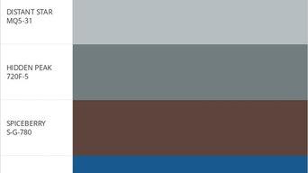 My BEHR® Color Palette
