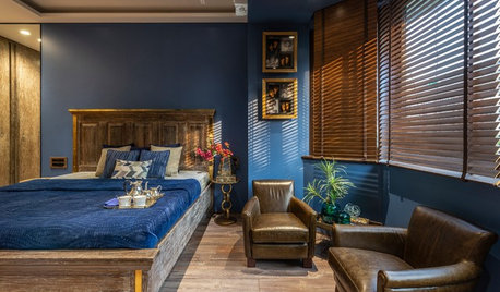 Mumbai Houzz: A Fusion of Vintage, Industrial & Eclectic Decor