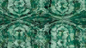 Marble Ikat Jade wallpaper by Mary Jones Wallpaper