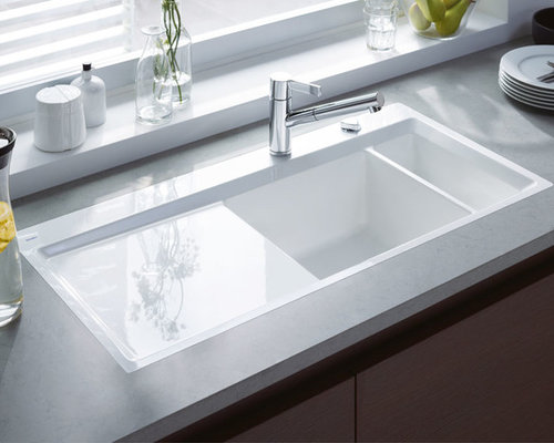 Starck K Series By Duravit Kitchen Sinks