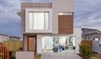 Display home in Aura estate