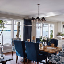 Houzz Tour: A New Home Embraces the Lake Lifestyle