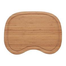 Ukinox CB345HW Wood Cutting Board