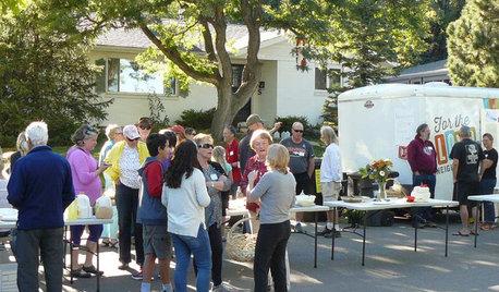 Neighborhoods Take to the Streets to Build Social Bonds
