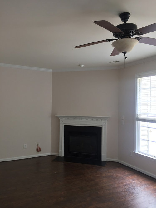 Would Like To Move My Gas Fireplace From Corner To Middle Of Wall