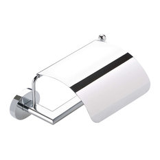Diana Toilet Roll Holder With Cover