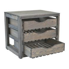 Spruce Vegetable Storage Unit