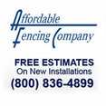 Affordable fencing Company's profile photo