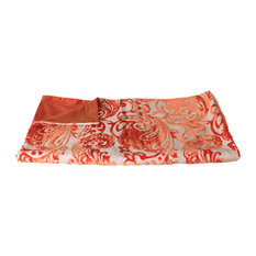 Joie Paisley Velvet Throw