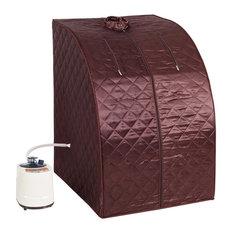 Modern Portable 2L Steam Sauna With Chair