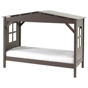 Pino Cabin Bed, Taupe