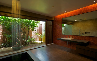 10 Droolworthy Bathrooms on Houzz