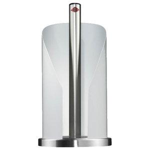Wesco Kitchen Roll Holder, White