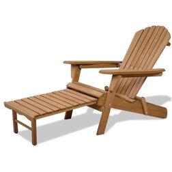 Transitional Adirondack Chairs by Imtinanz, LLC