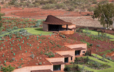 Arquitectura: Unas sorprendentes casas enterradas en Australia