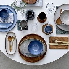 skandinavische geschirrsets tafelservice kombisets houzz. Black Bedroom Furniture Sets. Home Design Ideas