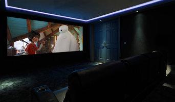 Dedicated Home Cinema Room