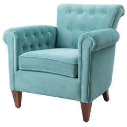 Transitional Armchairs And Accent Chairs by Jennifer Taylor Home