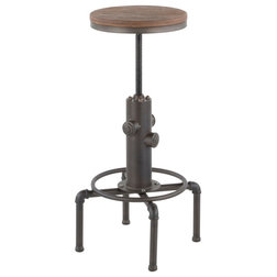 Industrial Bar Stools And Counter Stools by Uber Bazaar